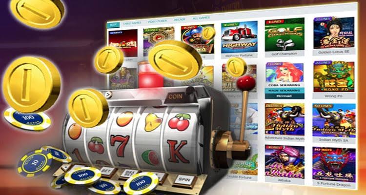 Keuntungan Bermain Slot Secara Online